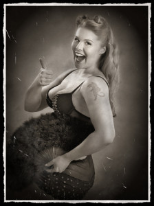 Miss Acrolicious Photo: Virpi Runkola