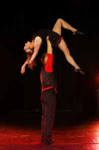 Dazzling Tangobatics Photo: Virpi Runkola